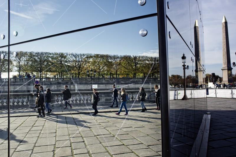 HUB Léo, Paris citoyen, rallye dans Paris