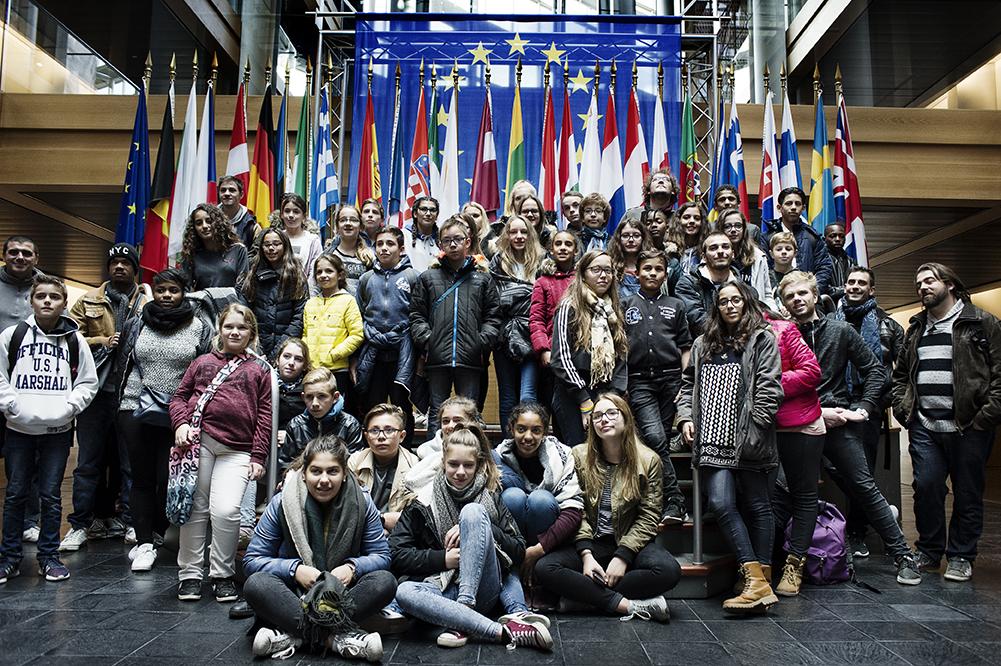 HUB Léo à Strasbourg, vendredi 21 octobre 2016. Photo Benjamin Géminel.